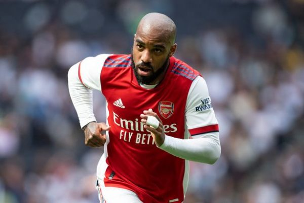 Alexandre Lacazette might able to move end of this season