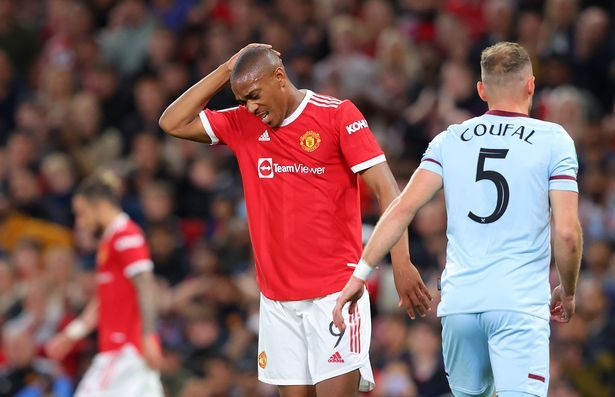 Paul Ince has criticized Manchester United striker Anthony Martial