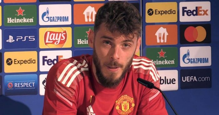 Spanish publication Todofichajes reports that Juventus want to sign Manchester United goalkeeper David de Gea next summer.