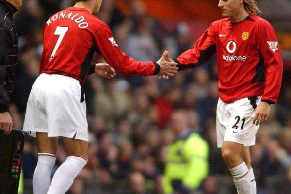 Forlan is delighted Ronaldo has returned to Manchester United.