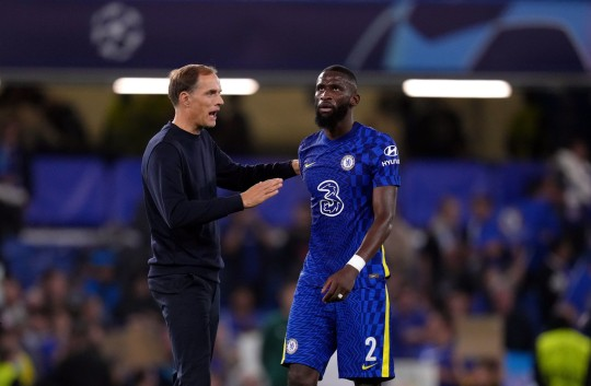 Antonio Rudiger insists he is not secretly negotiating with other teams