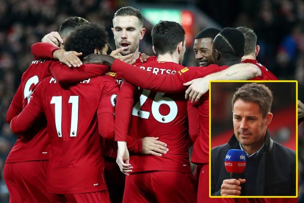 Red Knapp points out Liverpool winning the Premier League title